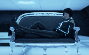 "Oliva Wilde as ""Quorra"" for ""Tron: Legacy"""